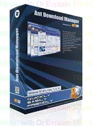 Ant Download Manager Pro 1.10.2 Build 54254 Crack