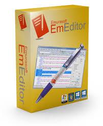 EmEditor Professional 18.6.0 Crack