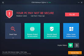 IObit Malware Fighter Free 6.6.1.5153 Crack
