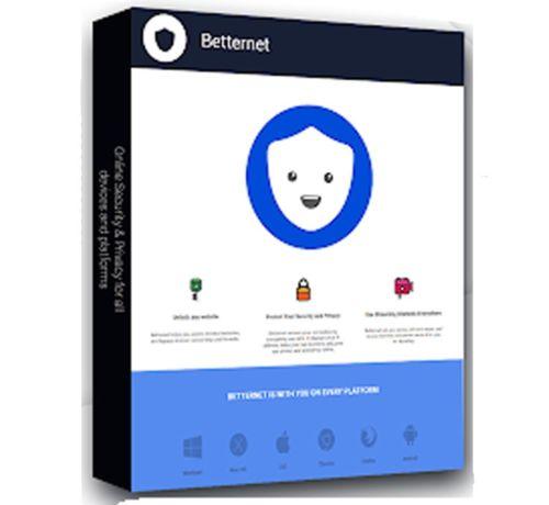Betternet 5.1.0 Crack