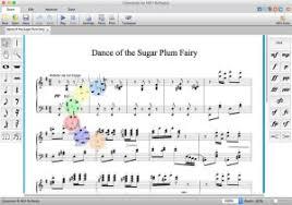 Crescendo Free Music Notation Editor 3.09