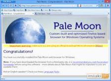 Pale Moon 27.9.2