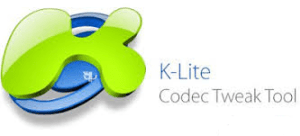 K-Lite Codec Tweak Tool Crack 6.3.7 with License Key