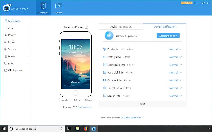 iTools License key