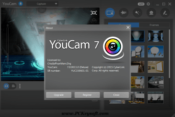 CyberLink YouCam 7 Crack