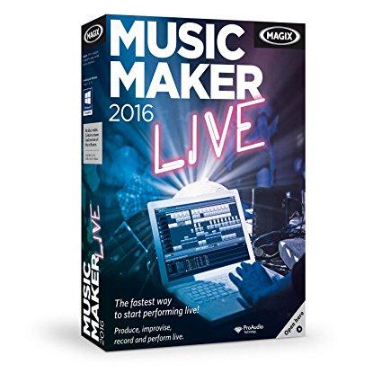 Magix Music Maker Crack