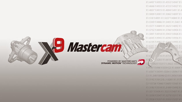 Mastercam X9 Crack