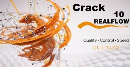RealFlow 10 Crack Free Download