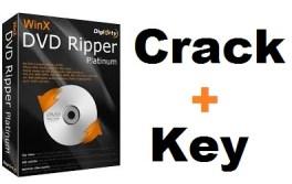 WinX DVD Ripper Platinum Crack 8.6.0