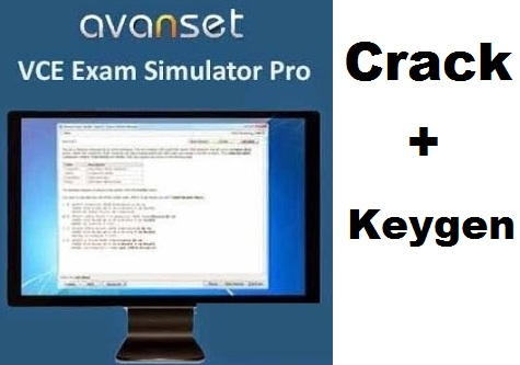 VCE Exam Simulator 2.6 Crack Pro 2020 Activation Code