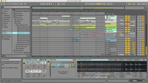 Ableton Live 9 Suite Keygen + Crack