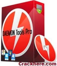 DAEMON Tools Pro Crack 8.2.0