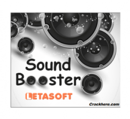 Sound Booster Crack 1.9.0.471