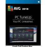 AVG PC TuneUp 16.76.3 Crack + Key 2018