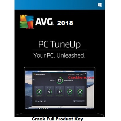 AVG PC TuneUp 2020 Crack 19.1.1209 Full Free Serial Keygen