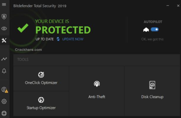 Bitdefender 2019 Crack License Key