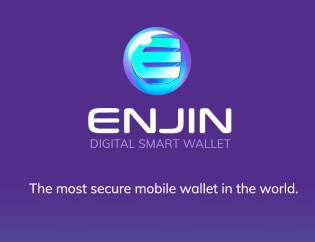 Enjin coin Wallet basic graphic