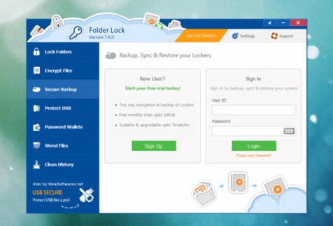 folder lock crack download
