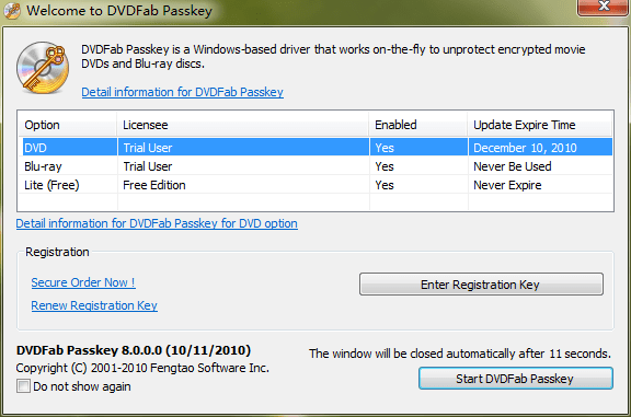 DVDFab Passkey 9.3.3.6 Crack With Keygen Download