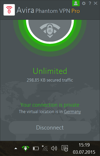 Avira Phantom VPN Pro 2.19.2.21196 Full Crack
