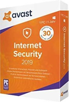 avast Internet Security 2019 19.4.2370 Crack With License Key {Lifetime}