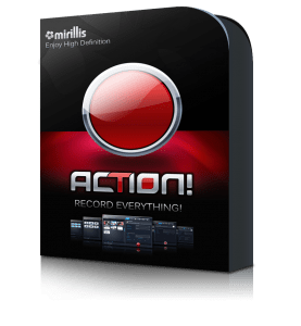 Mirillis Action! 3.9.4 Crack With Activation Key Free Download