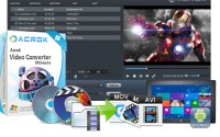 Acrok Video Converter Ultimate 6.6.101.1240 Crack Free Download
