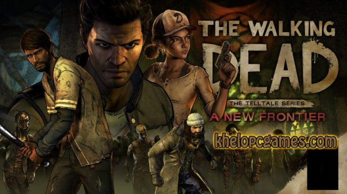 The Walking Dead: A New Frontier Free Download (Episode 1-5) (Completed)