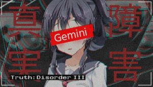 Truth: Disorder III — Gemini PC GAME + Torrent Free Download