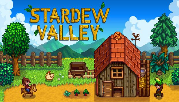 Stardew Valley PC Game + Torrent Free Download (v1.3.36)