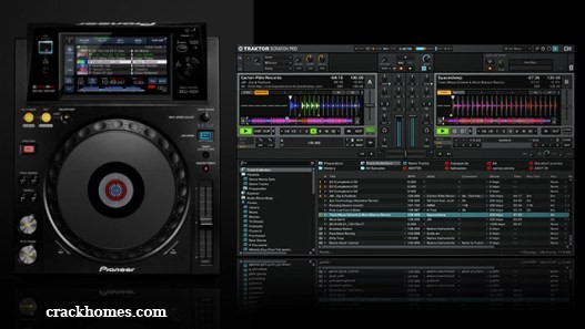 Traktor Pro 3.0.2 Crack with Serial Number Full Torrent 2019