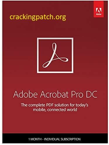 Adobe Acrobat Pro DC Crack 2021.001.20155 + Keygen Download