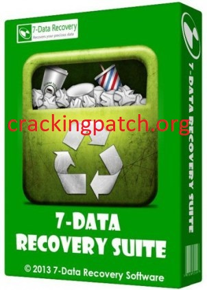 7-Data Recovery Suite Crack 4.4 + Keygen Free Download 2021