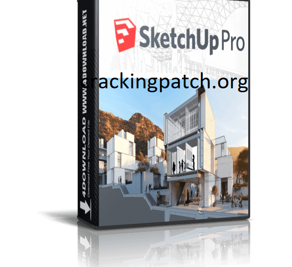 SketchUp Pro Crack 21.1.299 + Keygen Free Download 2021