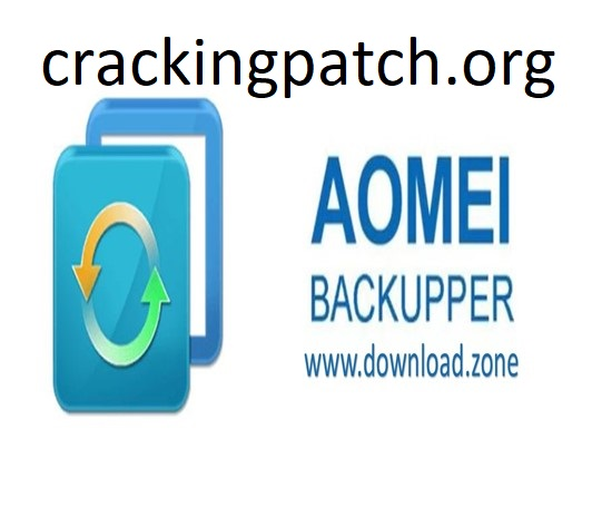 AOMEI Backupper Crack 6.5.1 + License Key Free Download 2021