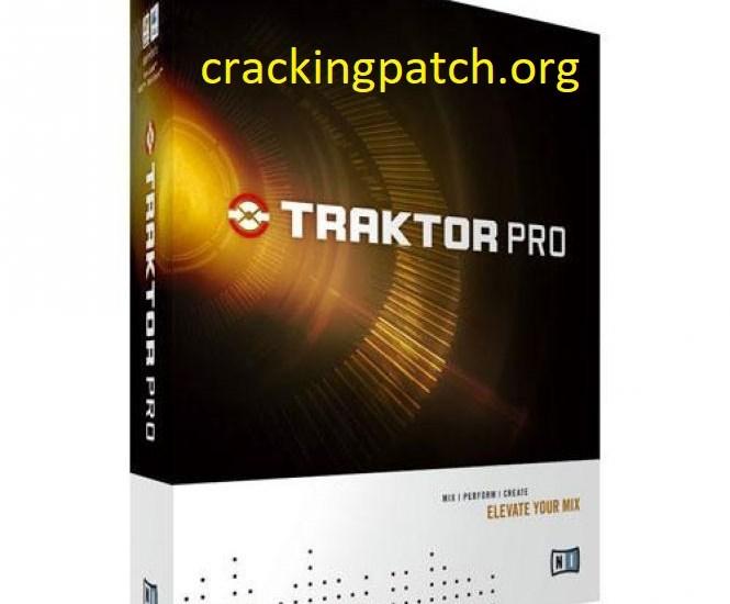 Traktor Pro Crack 3.5.0 + License Key Free Download 2021