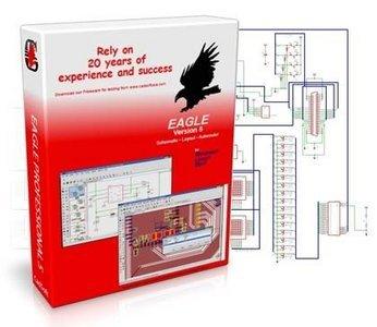 Cadsoft Eagle Professional 7.4.0 Crack [32bit] - CrackingPatching