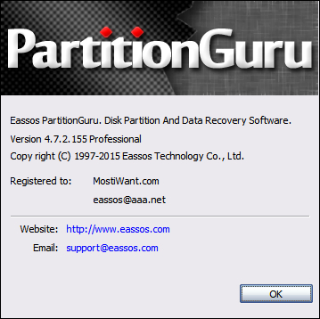 partitionguru pro and crack download