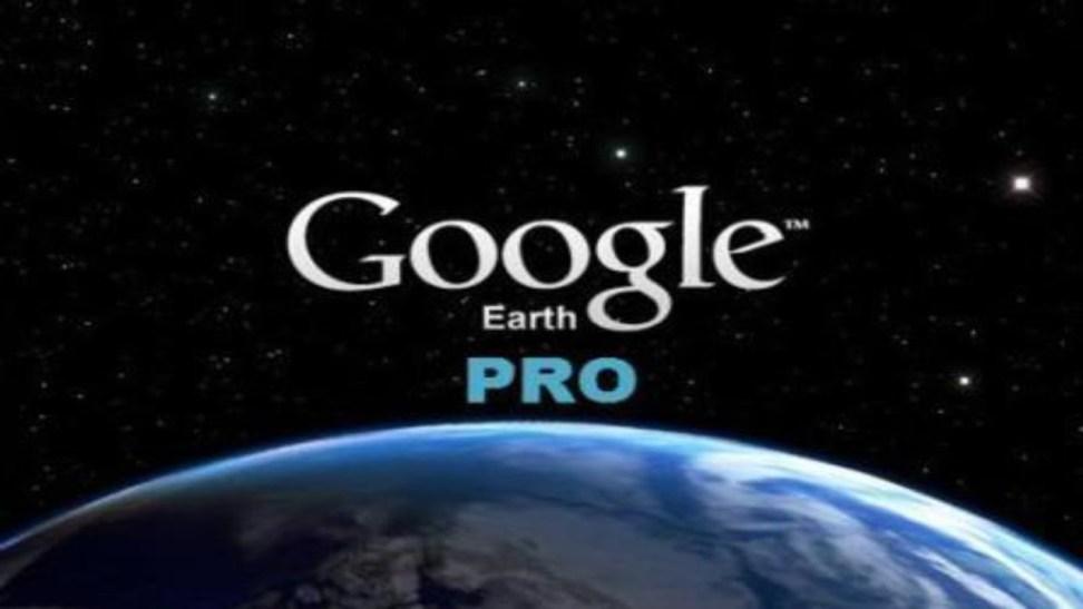 Google Earth Pro 7.1.4.1529