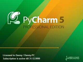 JetBrains PyCharm Professional v5.0.1 build 143.595