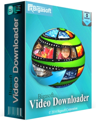 Bigasoft Video Downloader Pro 3.23.5.7781 incl keygen [CrackingPatching]