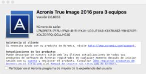 acronis true image 2016 serial key free