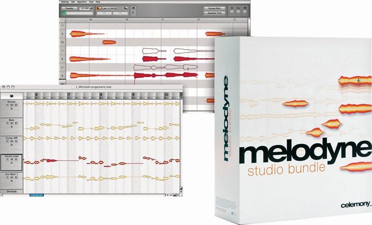 Celemony Melodyne Studio v4.0.1.004