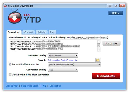 YTD Video Downloader Pro 5.2.0.1