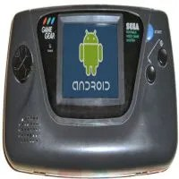 Android Game Gear Emulator + 331 ROMs