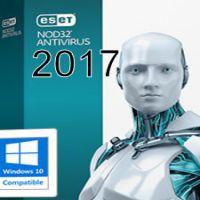 ESET NOD32 Antivirus 2017 v10