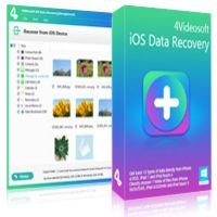 4Videosoft iOS Data Recovery 8.0.50