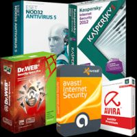 KEYS for ESET, Kaspersky, Avast, Dr.Web, Avira