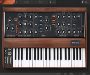 Features of Arturia V Collection 5 2017