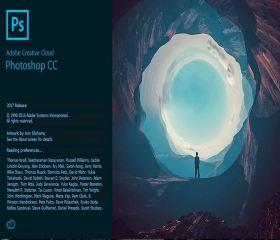 Adobe Photoshop CC 2017 v18.0 x86